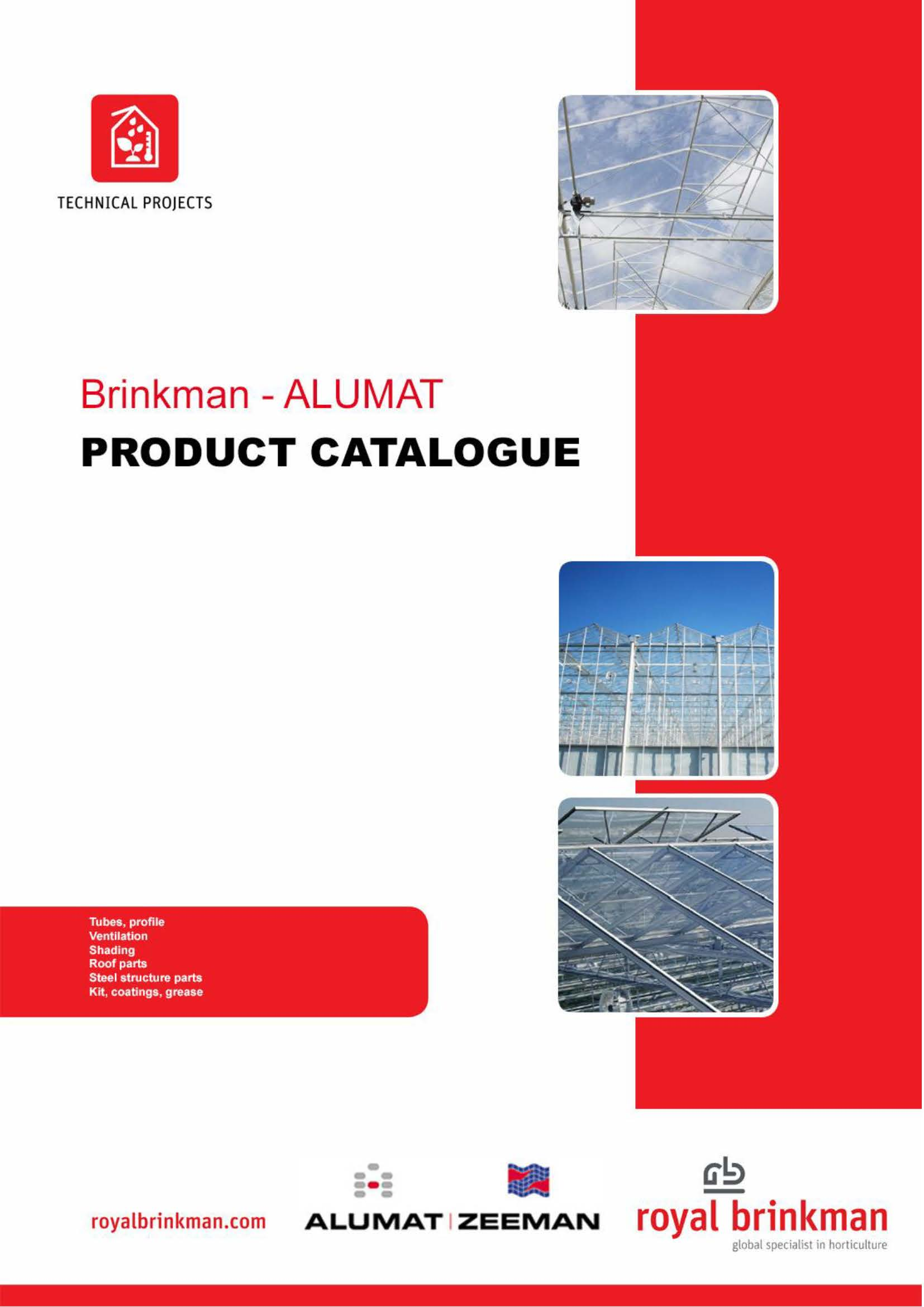 BRINKMAN ALUMAT Catalogue 2017